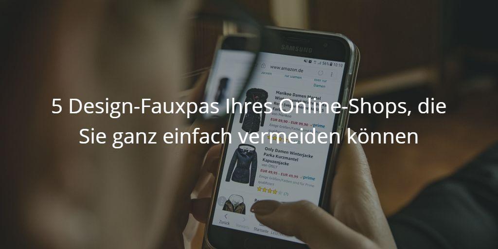 Betreiben Sie einen Online-Shop mit tollen Produkten und eigentlich großer Nachfrage – aber keiner kauft?Schafft Ihre Website es einfach nicht, Besucher zu Interessenten und Käufern zu konvertieren?  Möglicherweise liegt es am… Mehr lesen