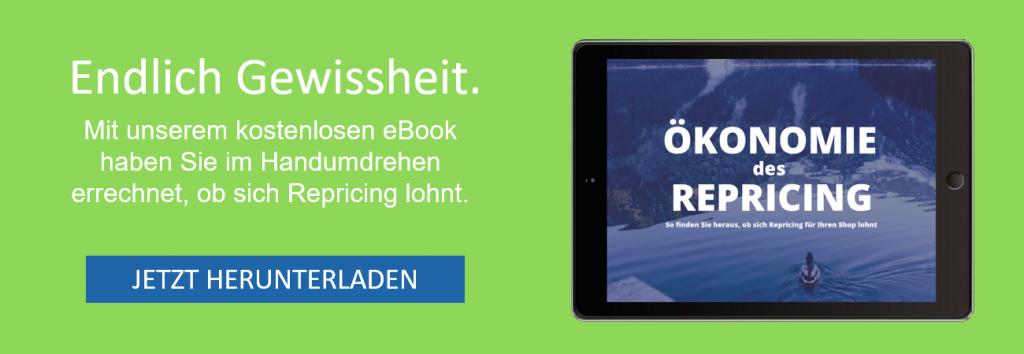 eBook Ökonomie des Repricing jetzt herunterladen