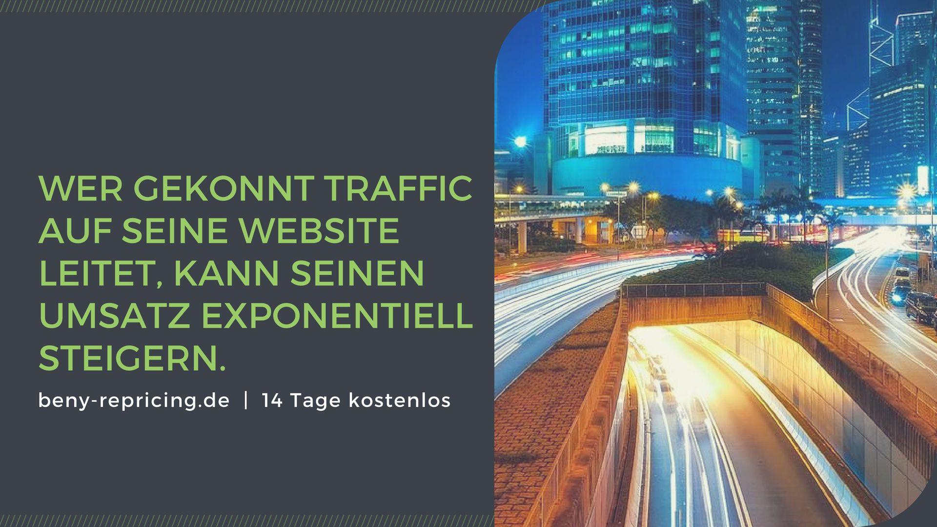 Web-Traffic ist nicht – wie viele Leute meinen – eine Eitelkeitskennzahl. Es ist das Gesetz der Zahlen: Wer gekonnt Traffic auf seine Website leitet, kann seinen Umsatz exponentiell steigern.  Warum das… Mehr lesen