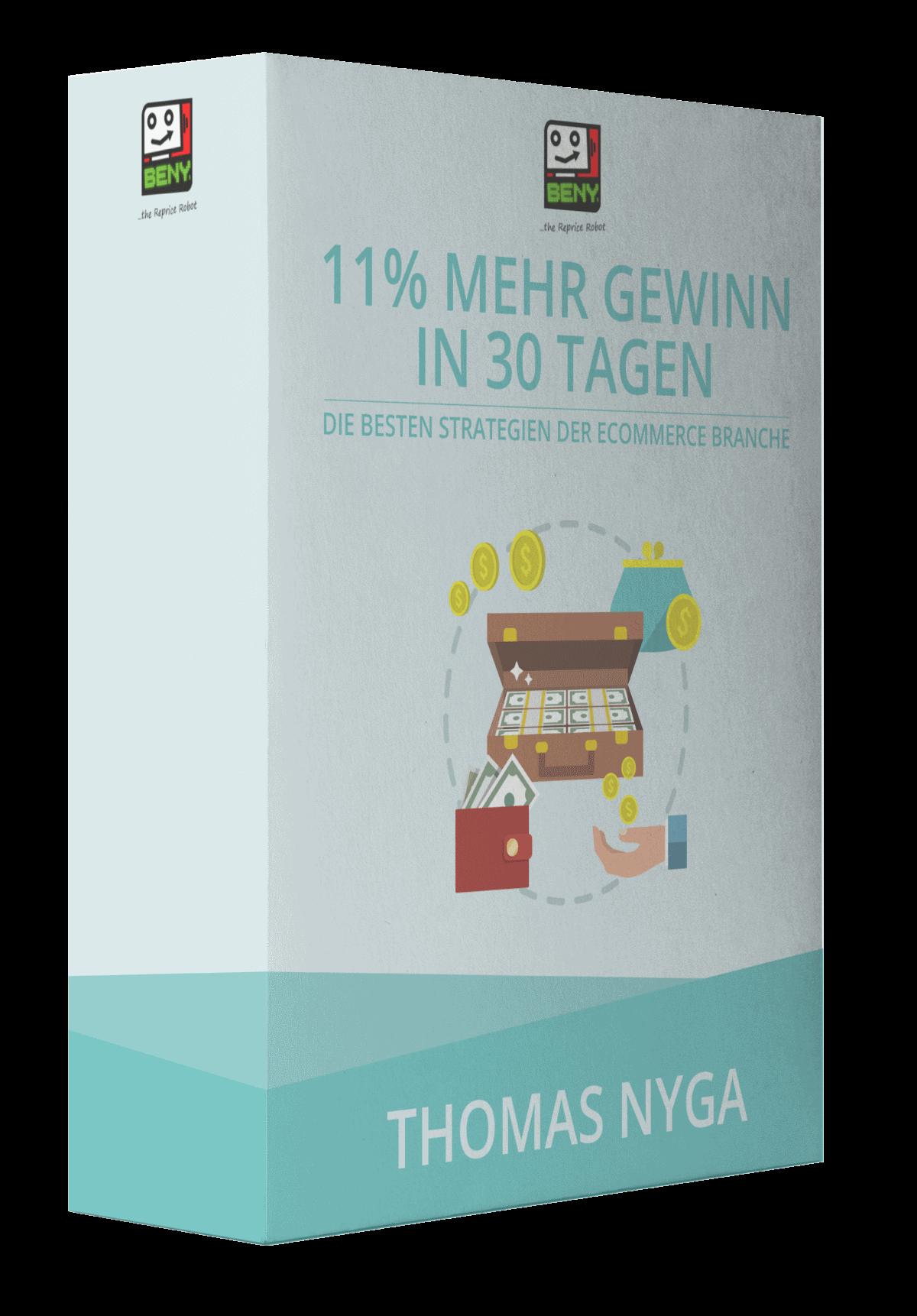 E-Mail-Kurs: 11% mehr Gewinn mit den besten Strategien der eCommerce-Branche