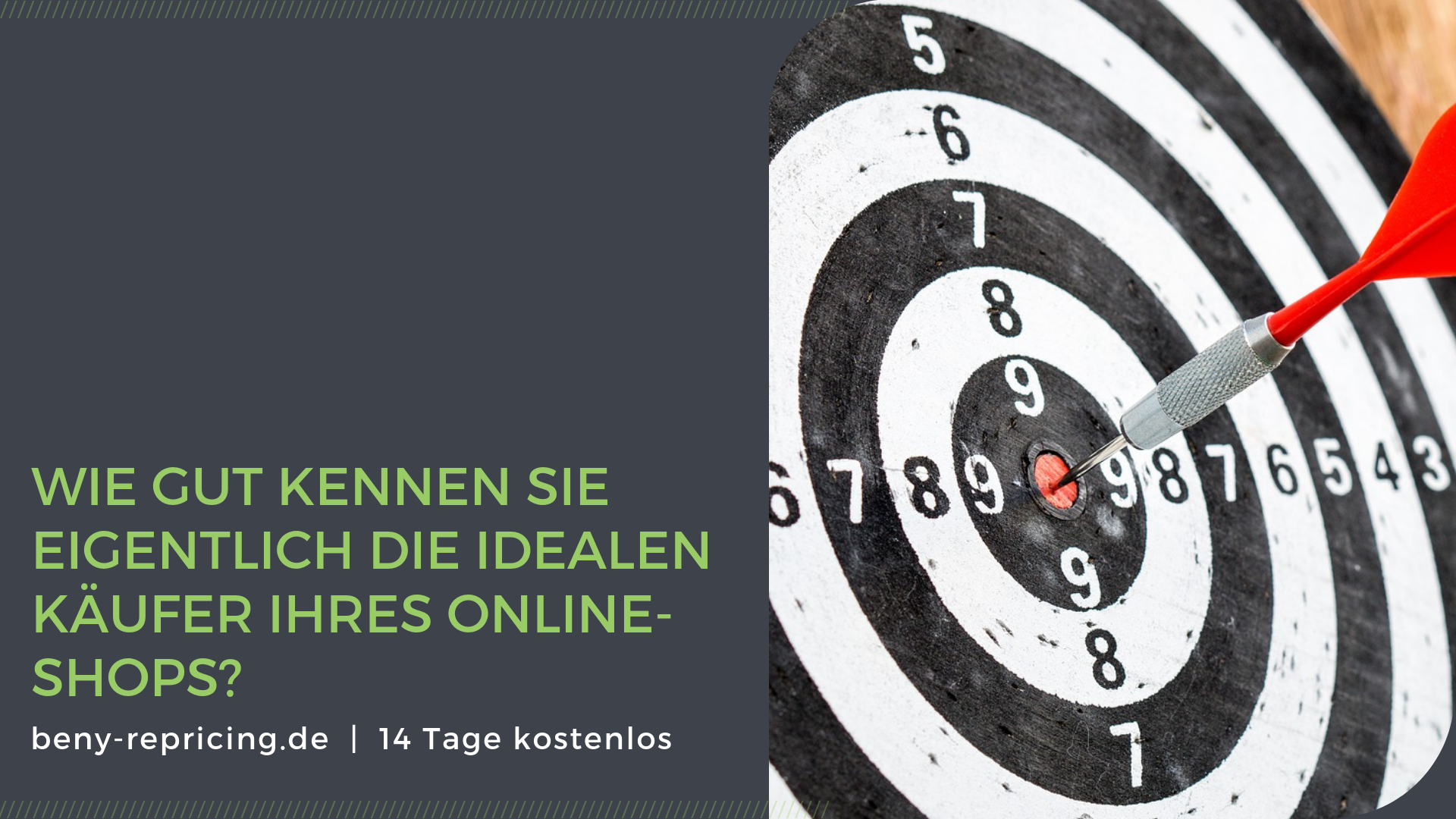 Für jeden Betreiber eines Onlineshops ist es wichtig, seine Zielgruppe zu kennen. Wer seine Zielgruppe kennt, hat die Möglichkeit sein Marketingkonzept passgenau auf diese Personengruppe abzustimmen um gezielt und direkt… Mehr lesen